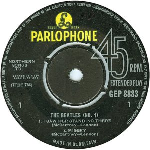 1963-11-09 - BEATLES NO 1 C