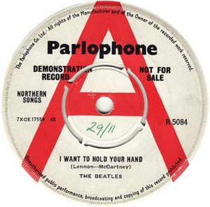 1963-12-07 - I WANT TO HOLD A
