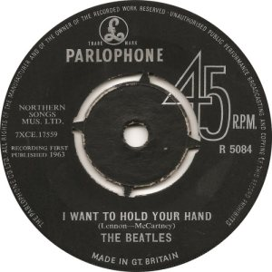 1963-12-07 - I WANT TO HOLD B
