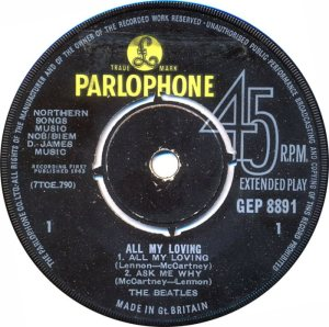 1964-02-08 - ALL MY LOVING C