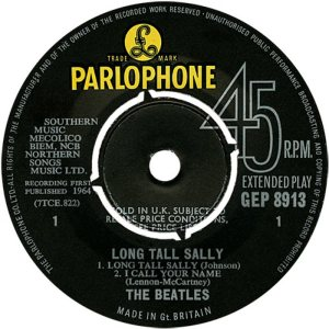 1964-07-04 - LONG TALL SALLY C
