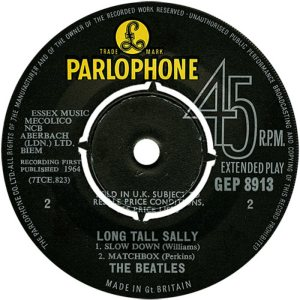 1964-07-04 - LONG TALL SALLY D