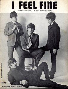 1964-12-05 - I FEEL FINE B