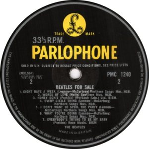 1964-12-12 - LP FOR SALE F