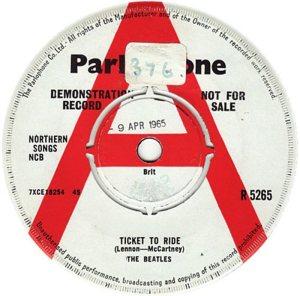 1965-04-17 - TICKET A