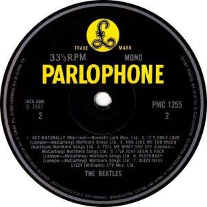 1965-08-14 - LP HELP D