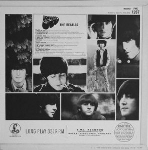 1965-12-11 - LP RUBBER SOUL B