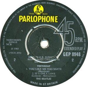 1966-03-12 - YESTERDAY D