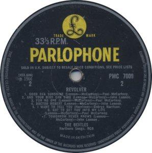 1966-08-13 - LP REVOLVER D