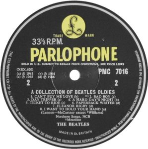 1966-12-10 - LP COLLECTION D