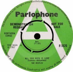 1967-07-15 - ALL YOU NEED A