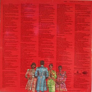 1967-12-03 - SGT PEPPERS - LP B