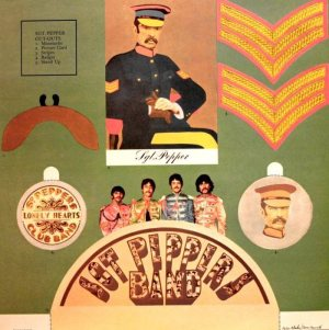 1967-12-03 - SGT PEPPERS - LP D