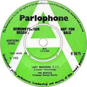 1968-03-23 - LADY A