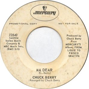 1968-08 - MERCURY 72840 B