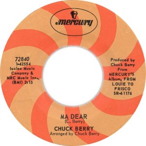 1968-08 - MERCURY 72840 D