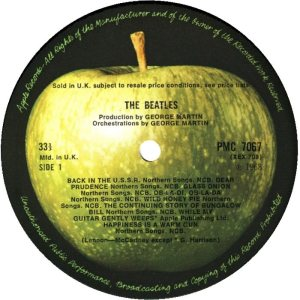 1968-12-07 - LP WHITE D