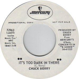 1969-01 - MERCURY 72963 B