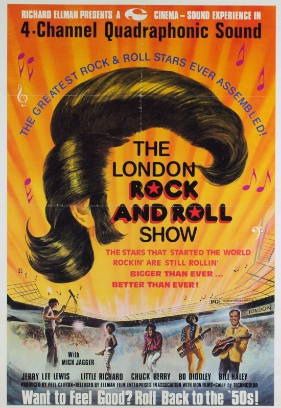 1972 LONDON ROCK AND ROLL SHOW