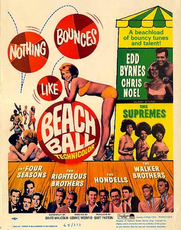 BEACH BALL 65