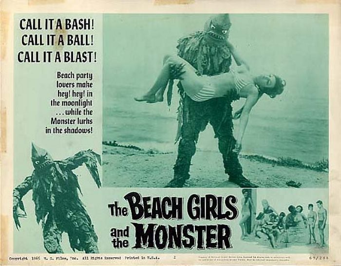 BEACH GIRLS AND MONSTER 65