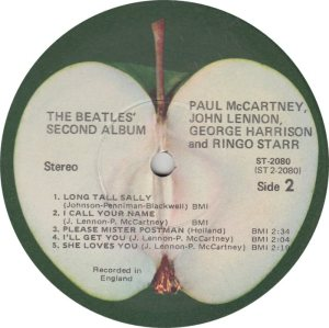 BEATLE LP LABEL 06 RE 71_0001