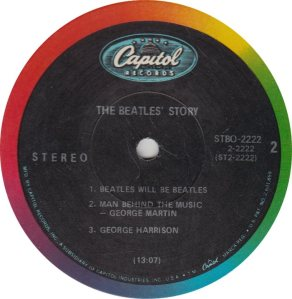 BEATLE LP LABEL 14 RE 68_0003