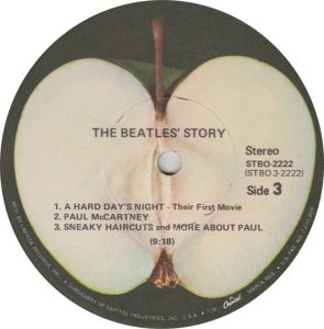 BEATLE LP LABEL 14 RE 71_0002
