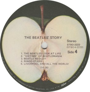 BEATLE LP LABEL 14 RE 71_0003