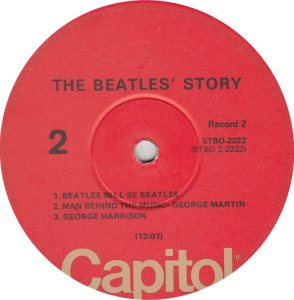 BEATLE LP LABEL 14 RE 76_0001