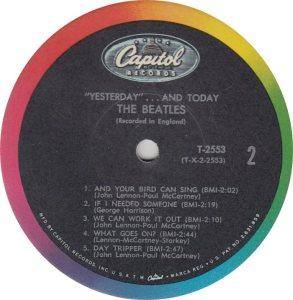 BEATLES LP LABEL 25_0003