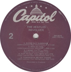 BEATLES LP LABEL 27 78_0001