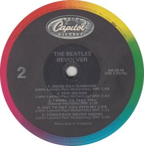 BEATLES LP LABEL 27 83_0001