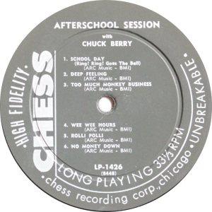 BERRY - CHESS 1426 05-57 C