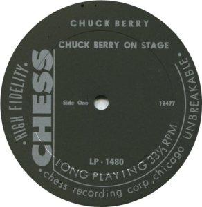 BERRY - CHESS 1480 0 1963 C
