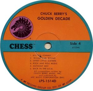 BERRY - CHESS 15343 - 1967 D