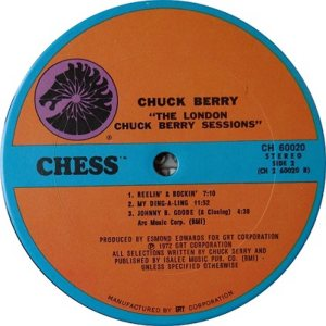 BERRY - CHESS 60020 1972 D