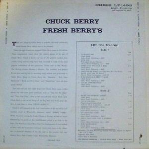 BERRY CHESS LP 1498 B