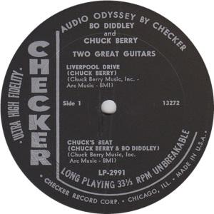 BERRY DIDDLEY CHECKER 2991 LP B