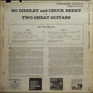 BERRY DIDDLEY CHECKER 2991 LP C