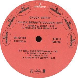 BERRY - MERCURY 61103 - 1967 B