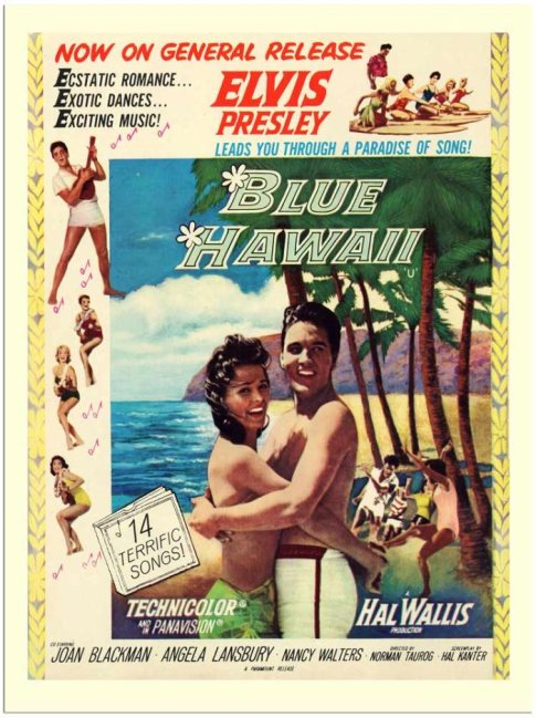 BLUE HAWAII 61