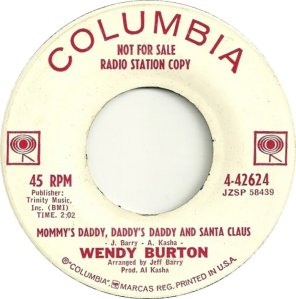 BURTON WENDY 62 B