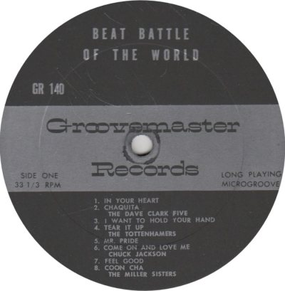 CLARK FIVE - BEAT BATTLE & OTHERS (1)