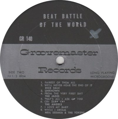 CLARK FIVE - BEAT BATTLE & OTHERS (2)