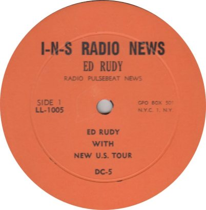 CLARK FIVE - ED RUDY