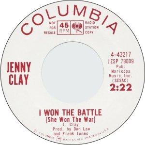CLAY JENNY 65 A