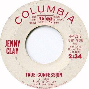 CLAY JENNY 65 B
