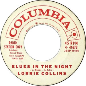 COLLINS LAURIE 60 A