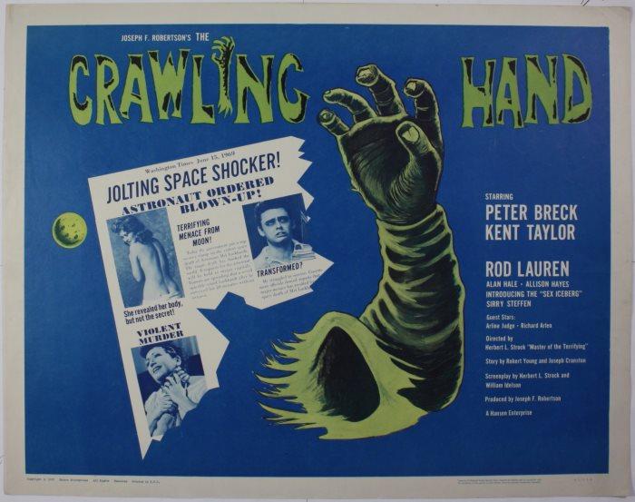 CRAWLING HAND 63